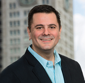 David Rizzuto, Director of Management, Pan-Brothers Associates, Inc. Real Estate Services